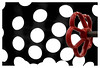 The bubble factory (leo.roos) Tags: red valve kraan rood centraalstationdenhaag konicahexanon5218 a7s dayprime day52 dayprime2017 dyxum challenge prime primes lenzen brandpuntsafstand focallength fl darosa leoroos