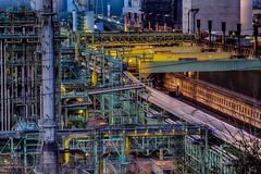 Kokerei Schwelgern No. 1 - Duisburg, Germany (dejott1708) Tags: kokerei schwelgern duisburg germany hdr night shot long exposure industry industrial complex