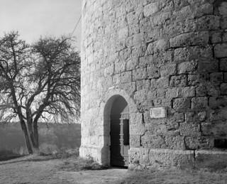 Kallmünz Castle ruin