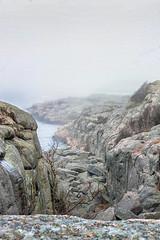 The Granite Ravine/Sprekkedalen (Bjorn-Erik Skjoren) Tags: ravine sprekk istid granite kuvauen granitt frostsprengning iceage