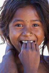 Baiga child (wietsej) Tags: baiga child kawardha chattisgarh india bhoramdeo sony a100 zeiss sal135f18z 13518 sonnar13518za portrait