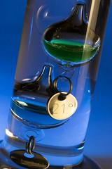 Hot 21 (Tristan_1) Tags: thermometer 19 21 cold hot blue macromondays glaze
