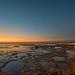 Sunset At Byblos Beach