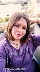 Selfi (Bernsteindrache7) Tags: winter color home house handy human balcony outdoor portrairs selfie