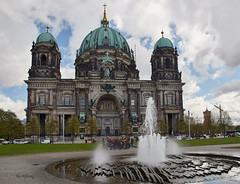 Berliner Dome (bjarkihalldors) Tags: canoneos5dmarkiii canonef2470mmf28l germany deutschland þýskaland berlin berlín