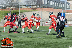 LMFA '16-17 - Toros 14 - Jabatos 25