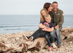 We are Family.. (Scottish Mary Moo) Tags: family fun familyfun pebble beach pebblebeach driftwood shore sea speybay moray highlands scotland