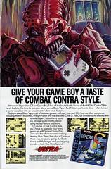 Operation C (justinporterstephens) Tags: videogames retrogamesretrogamingadsvintage ads retrogames retrogaming vintageads