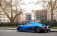 Matte Blue. (Alex Penfold) Tags: matte blue koenigsegg agera berkerly square london supercars supercar super car cars autos alex penfold 2017