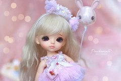 My Little Candy - Lati Yellow G.Yuri (PruchanunR.) Tags: candy gyuri limited edition lati yellow princess bonetta doll bjd balljointdoll