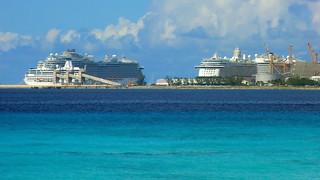 Barbados (Caribbean) - Bridgetown - Cruise Ship Terminal