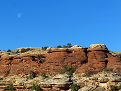 Needles District at Canyonlands NP in Utah (Jeff Hollett in Vancouver, WA) Tags: needlesdistrict canyonlandsnationalpark utah landscape west southwest desert moon