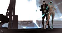2313 (beccs.omata) Tags: lilith lamia dyce sexy succubus cyborg fantasy avatar mechanical white future scifi