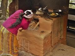 NEPAL, Auf dem Weg nach Pokhara, 16026/8287 (roba66) Tags: frau nepalesin alte old people menschen herd feuerstelle kochen reisen travel explore voyages roba66 visit urlaub nepal asien asia südasien pokhara leute woman portrait lady portraiture