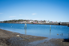 bailey island maine-1 (heather morris photography) Tags: maine coastalmaine newengland outmywindow ocean atlantic water coastline rocks beach spring