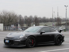 Total Black (db70gt3) Tags: carspotter fastcar germansupercar 6cylinder boxer luxury beautiful beast trackday monza monzacircuit awesome cool nice exotic car automotivephotography auto supercar black 911 911gt3 gt3 991gt3 porsche991gt3 porsche