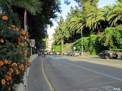 <Calle Doctor Pedro Vélez> Chiclana de la Frontera (Cádiz) (sebastiánaguilar) Tags: 2013 chiclana cádiz andalucía españa calles