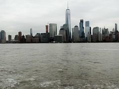 World Trade Center  4-24-17 (local1256) Tags: worldtradecenter wtc manhattan building skyscraper skyline newyorkcity nyc newyorkskyline hudsonriver