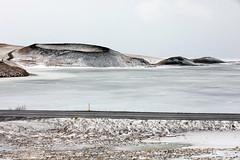 mystic Mývatn /4 (dive-angel (Karin)) Tags: mývatn mystic snowy snow schnee winterlich winterwonderland iceland crater krater fake island ontourwithicelandtoursde holiday loveit