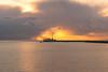 Fin de journée au Havre