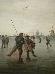 GOYEN (van) Jan,1646 - Patineurs sur le Merwede près de Dordrecht (Custodia) - Détail 21 (L'art au présent) Tags: art painter peintre details détail détails detalles painting paintings peinture peintures peinture17e 17thcenturypaintings tableaux custodia paris fondation foundation france peinturehollandaise dutchpaintings dutchpainters peintreshollandais janvangoyen jan goyen vangoyen paysagedhiver joueurs play game games players fun plaisir pleasure patinage skating skaters hockey hockeysurglace ice icehockey man men snow winter hiver neige cold froid luge sled sledge lake lac lacgelé tree trees nature arbres figure figures people personnes horse horses cheval chevaux animal animaux animals dog dogs pet