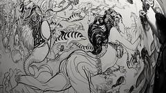 Fisheye (ac_marvin) Tags: art arts malaysianartist malaysian malaysia kualalumpur hasifazizan stanchlee berjaya berjayatimessquare happydreamerartexhibition canon eos 750d t6i rebel dslr rebelt6i
