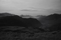 vista magnifico (Toni_V) Tags: m2403291 rangefinder digitalrangefinder messsucher leica leicam mp typ240 type240 35lux 35mmf14asph 35mmf14asphfle summiluxm hiking wanderung escursione randonnée blackwhite bw monochrome sep2 silverefexpro2 niksoftware schwarzweiss tessin ticino alps alpen cimadimedeglia riverabironico landscape mountains dunst nebel fog mist switzerland schweiz suisse svizzera svizra europe ©toniv 2017 170318