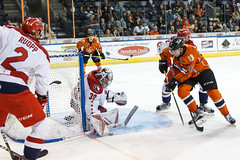 "Missouri Mavericks vs. Allen American, March 22, 2017, Silverstein Eye Centers Arena, Independence, Missouri.  Photo: © John Howe / Howe Creative Photography, all rights reserved 2017 • <a style=""font-size:0.8em;"" href=""http://www.flickr.com/photos/134016632@N02/33565523486/"" target=""_blank"">View on Flickr</a>"