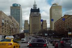 Moscow. Weekend (evaeblonski) Tags: