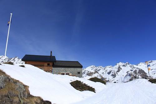 cabane Brunet, 2103 mètres
