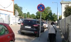 20160521_170752 (Paweł Bosky) Tags: wykroczenia warszawa śródmieście powiśle straż wiejska policja nic nie robi święte krowy
