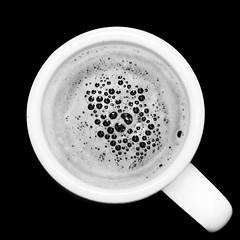 14/52 (2017): Relaxin' (Sean Hartwell Photography) Tags: abstract monochrome blackandwhite coffee cup mug week142017 52weeksthe2017edition weekstartingsundayapril22017 canon5d