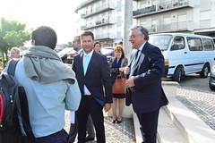 """José Matos Rosa na apresentação do candidato e do acordo de coligação """"Ourém Sempre"""""""