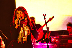 Cristina D'Avena (nothinginside) Tags: cristina davena avena cantante pescara comix games 2017 live gig cartoons comics italy italia singer kids music arca centro commerciale cinema spoltore puffi pollon concerto