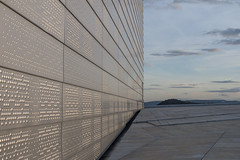 (abare13) Tags: oslo norway travel architecture oslooperahouse sky clouds