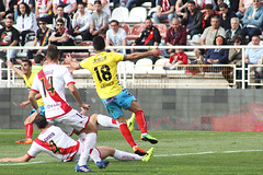 RAYO VALLECANO - CD LUGO (27)