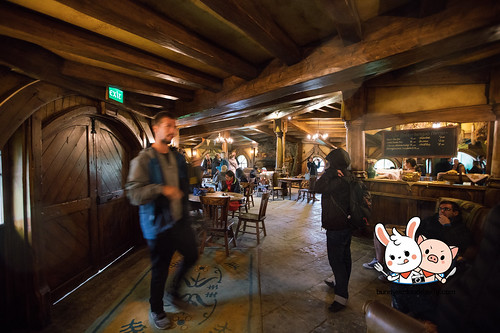 THE GREEN DRAGON INN Hobbiton, Matamata New Zealand