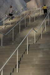 tom-pugh_san-diego_2017-04-18-136-2 (tompugh) Tags: sandiego stairs sandiegoconventioncenter run ascend descend exercise
