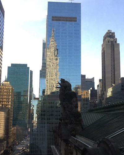 Chrysler building and Grand Central!                    #nyc
