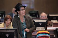 Lourdes Tibán - Sesión No.445 del Pleno de la Asamblea Nacional / 19 de abril de 2017 (Asamblea Nacional del Ecuador) Tags: asambleanacional asambleaecuador sesiónno445 pleno plenodelaasamblea plenon445 445 lourdestibán