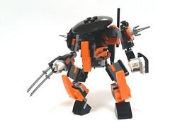 MMNEF - Nindjas Mecha-Max (dark_syntax) Tags: lego mixel nixels mecha altmodel moc