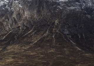 Up-close and Personel with Stob Dearg - April 2017