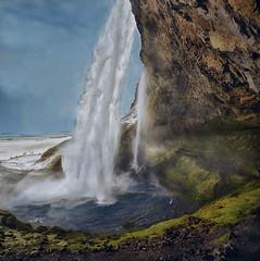 Seljalandsfoss (Don César) Tags: seljalandsfoss iceland islandia waterfall cascade cascada agua water wasser landscape classic winter fall