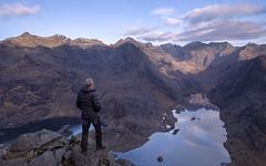 The Best View in Britain (J McSporran) Tags: scotland skye isleofskye cuillins blackcuillins sgurrnastri morning mountains sunrise landscape lochcoruisk canon6d ef1635mmf4lisusm