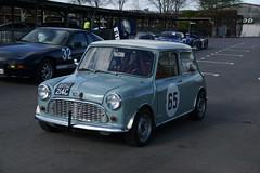 Austin Mini 1965, Brighton and Hove Sprint, Goodwood (4) (f1jherbert) Tags: sonyalpha65 sonya65 alpha65 sony a65 alpha 65 brightonandhovesprintgoodwoodmotorcircuit brightonandhovesprint goodwoodmotorcircuit brightonandhovesprintgoodwood brighton hove sprint goodwood motor circuit