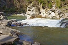 waterfall 2 (igor_shumega) Tags: природа пейзаж весна вода водопад воздух вечер