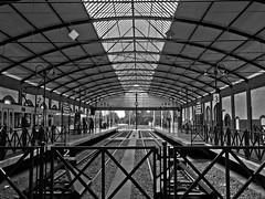 Tram Station Thielenbruch (dolorix) Tags: dolorix köln cologne thielenbruch strasenbahn tram bahnhof station architektur architecture