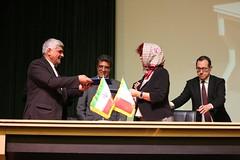 Inaugurato a Teheran l'Iran - Italy Science, Technology and Innovation Forum (Città della Scienza) Tags: miur iran italy innovation forum technology ministroistruzione cittàdellascienzanapoli