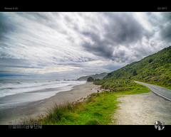 In The Distance Lies The Future (tomraven) Tags: fb coast coastal coastline road future westcoast tomraven aravenimage beach waves water q22017 500px pentax k50