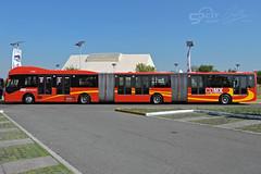Volvo 7300 Upgrade Biarticulado 9CIT (tonypatriot2901) Tags: 9cit noveno congreso internacional de transporte cdmx ciudad méxico mexico city transport volvo 7300 upgrade biarticulado